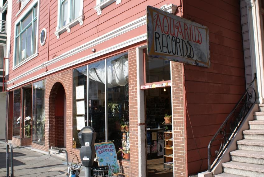 Aquarius Records - San Francisco, CA