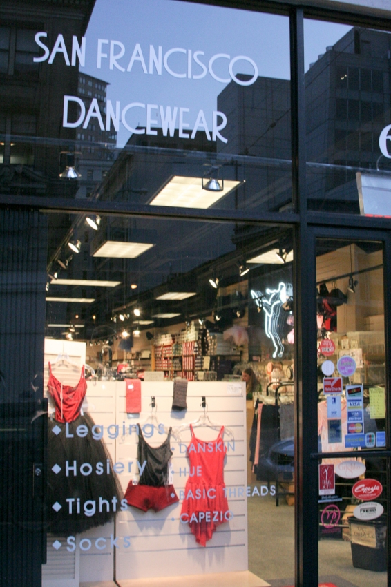 San Francisco Dancewear - San Francisco, CA