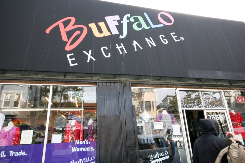 Buffalo Exchange - San Francisco, CA