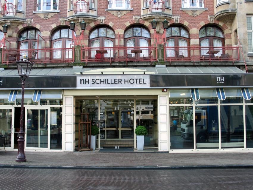 Nh Schiller Hotel Amsterdam Cityseeker