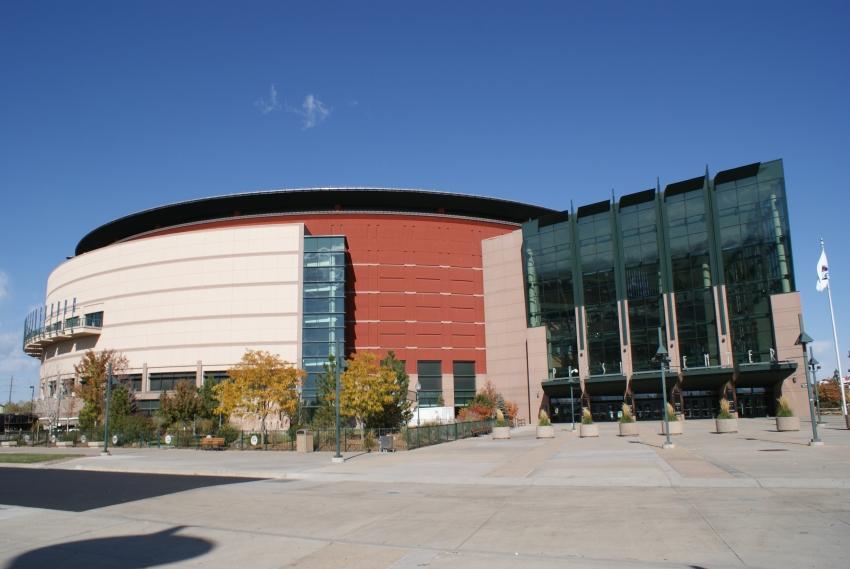 Pepsi center denver entertainment venues eventseeker for Craft show denver convention center