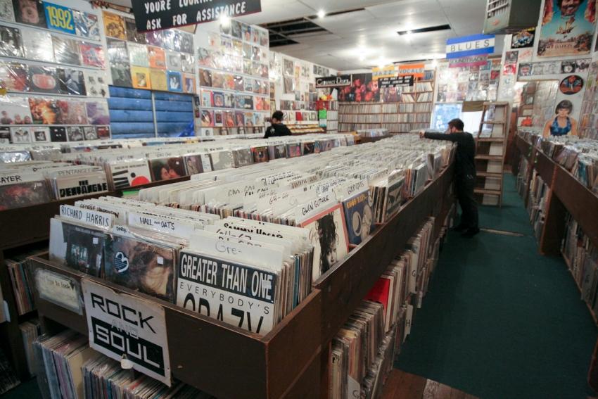 Recycled Records - San Francisco, CA