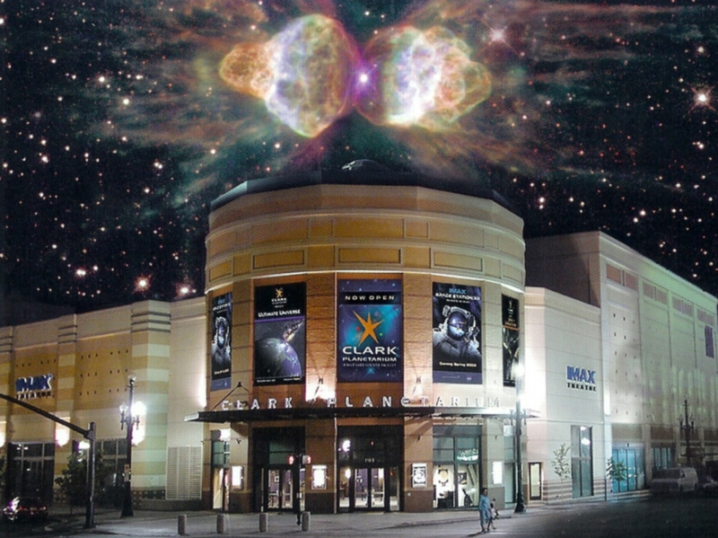 Clark Planetarium - Salt Lake City, UT