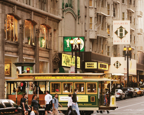 Handlery Union Square Hotel San Francisco Accommodation ...