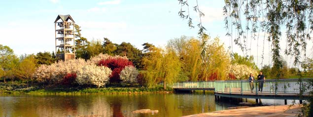 Chicago Botanic Garden - Glencoe, IL