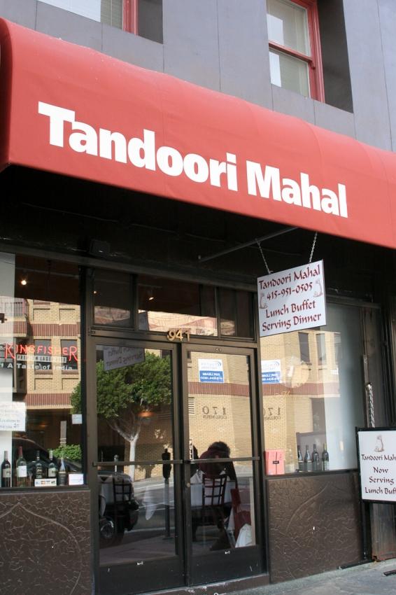 Tandoori Mahal Indian Restaurant - San Francisco, CA