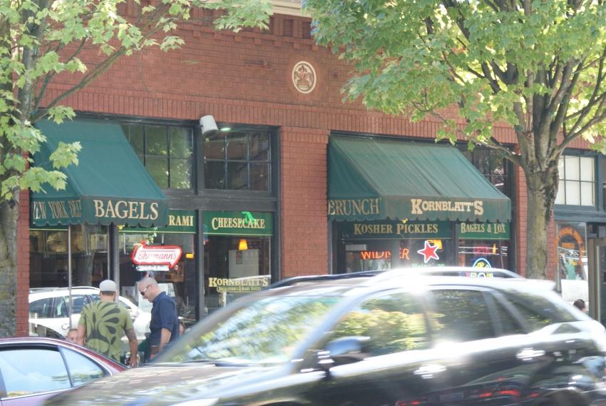 Kornblatt's Delicatessen - Portland, OR