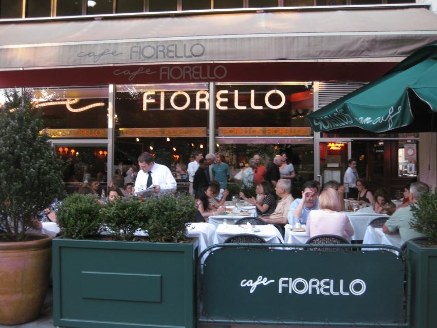 Cafe Fiorello - New York, NY