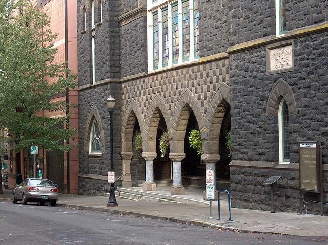 Portland First Congregational - Portland, OR