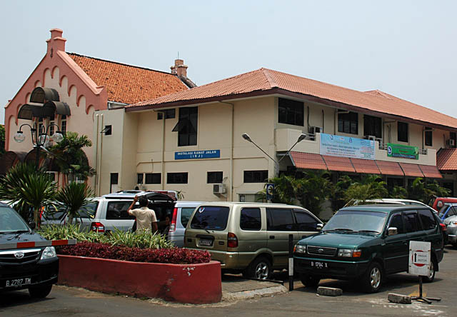 Rumah Sakit Cikini (Cikini Hospital)