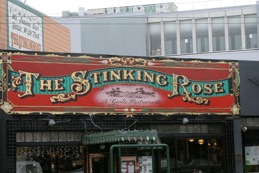 The Stinking Rose - San Francisco, CA