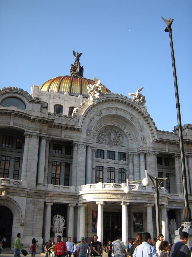 Teatro del Palacio de Bellas Artes