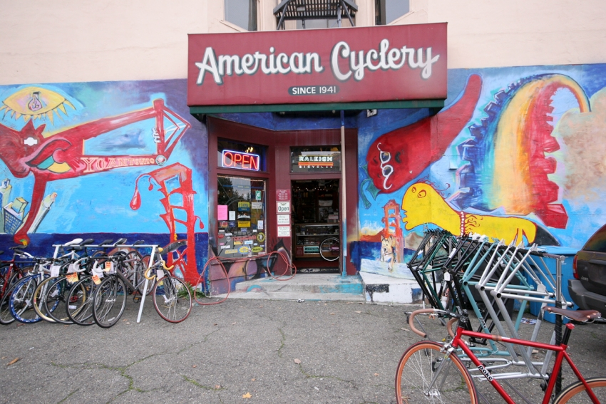 American Cyclery - San Francisco, CA