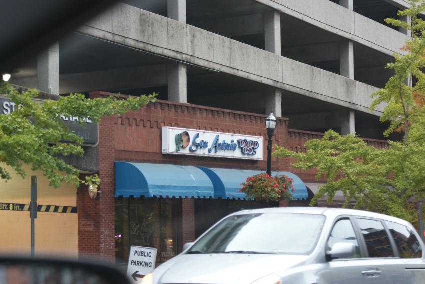 San Antonio Taco Co. - Nashville, TN