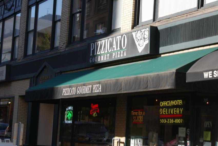 Pizzicato - Portland, OR