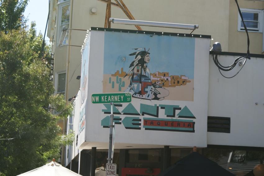 Santa Fe Tacqueria - Portland, OR