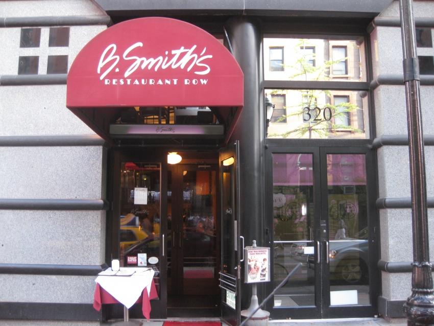 B Smith's - New York, NY