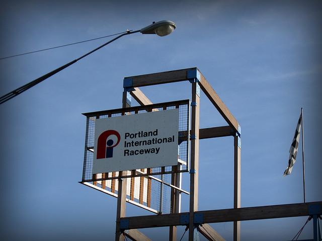 Portland International Raceway - Portland, OR