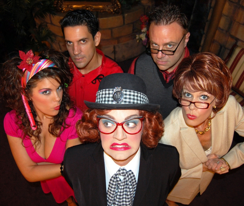 Sleuths Mystery Dinner Theatre