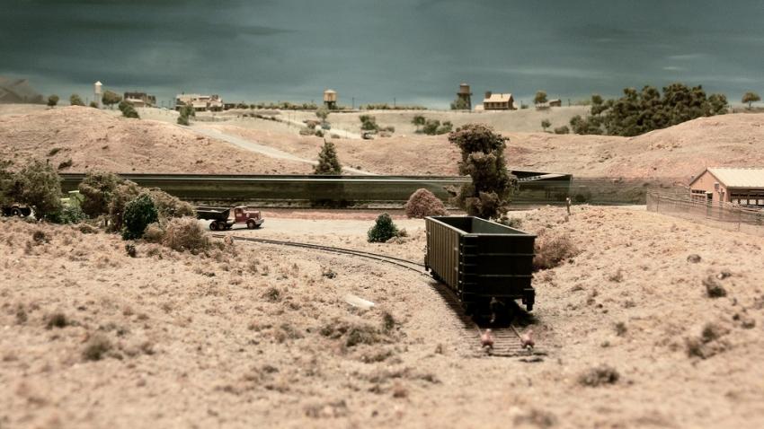 San Diego Model Railroad - San Diego, CA