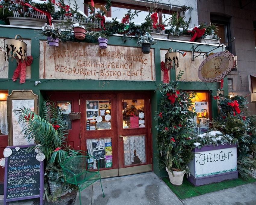 Chez Le Chef Inc - New York, NY