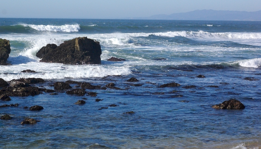 Half Moon Bay State Beach - Half Moon Bay, CA