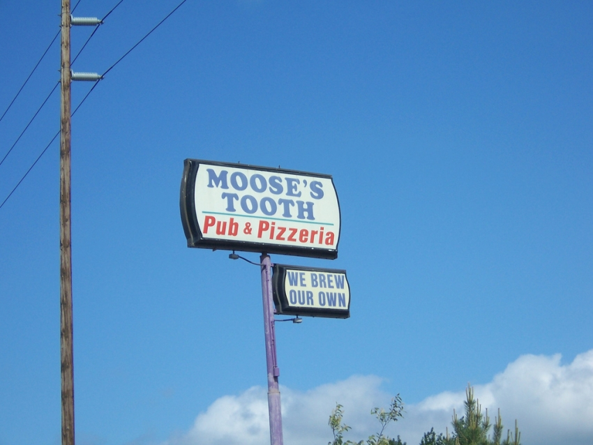 Moose's Tooth Pub & Pizzeria - Anchorage, AK