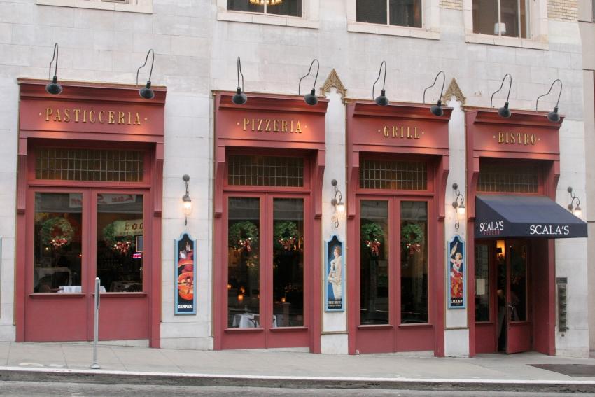 Scala's Bistro - San Francisco, CA
