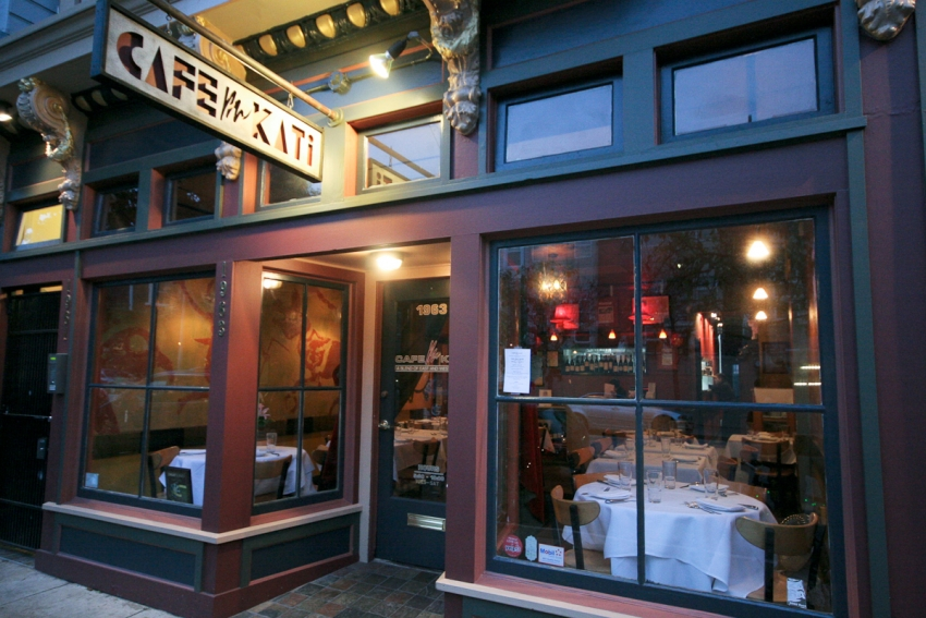 Cafe Kati - San Francisco, CA