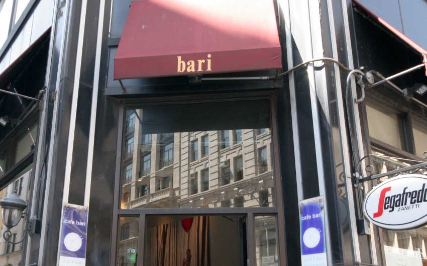 Cafe Bari - New York, NY