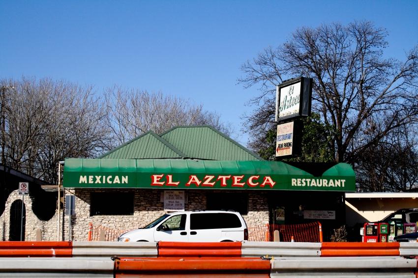 El Azteca Restaurant - Austin, TX