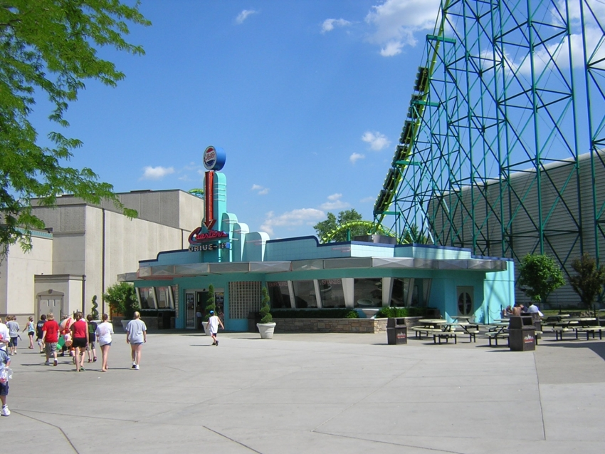 Valleyfair Amusement Park - Shakopee, MN