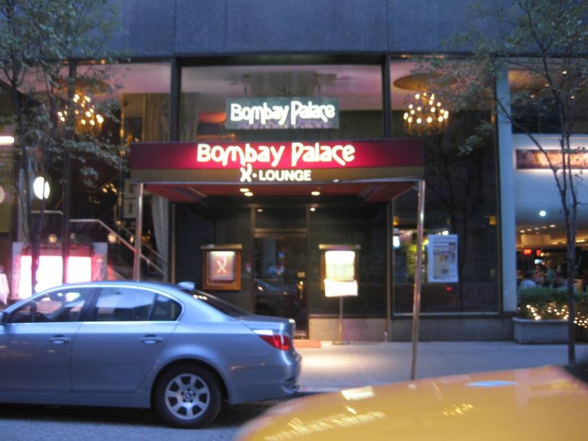 Bombay Palace - New York, NY