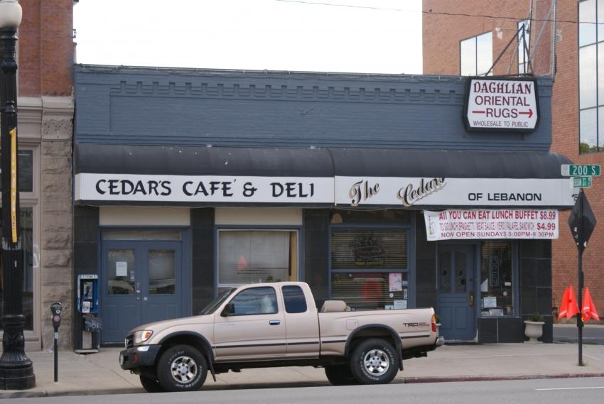 Cedars Of Lebanon - Salt Lake City, UT