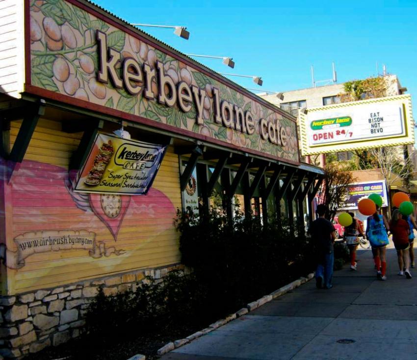 Kerbey Lane Restaurant Austin Tx