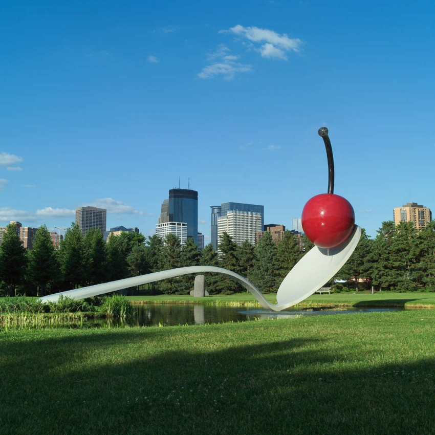 Image Result For Minneapolis Sculpture Garden