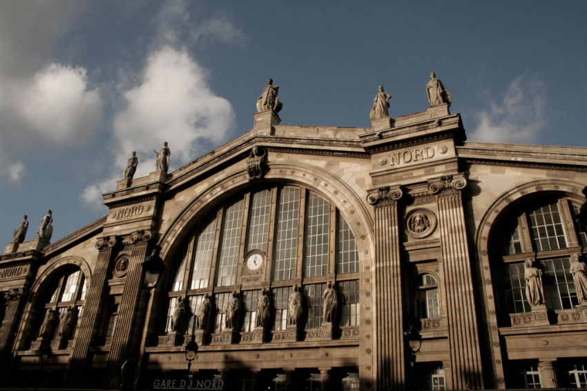 nord station gare du nord paris cityseeker. Black Bedroom Furniture Sets. Home Design Ideas
