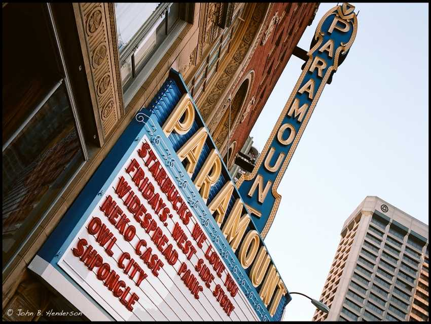 Hotels Near Paramount Theatre Seattle Wa
