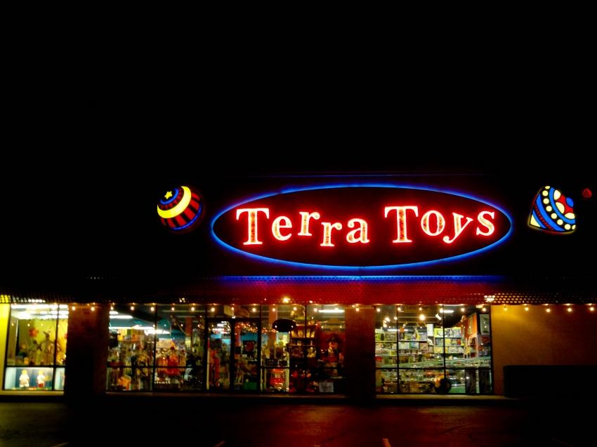 Terra Toys - Austin, TX