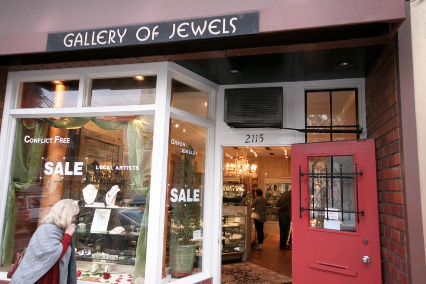 Gallery Of Jewels - San Francisco, CA
