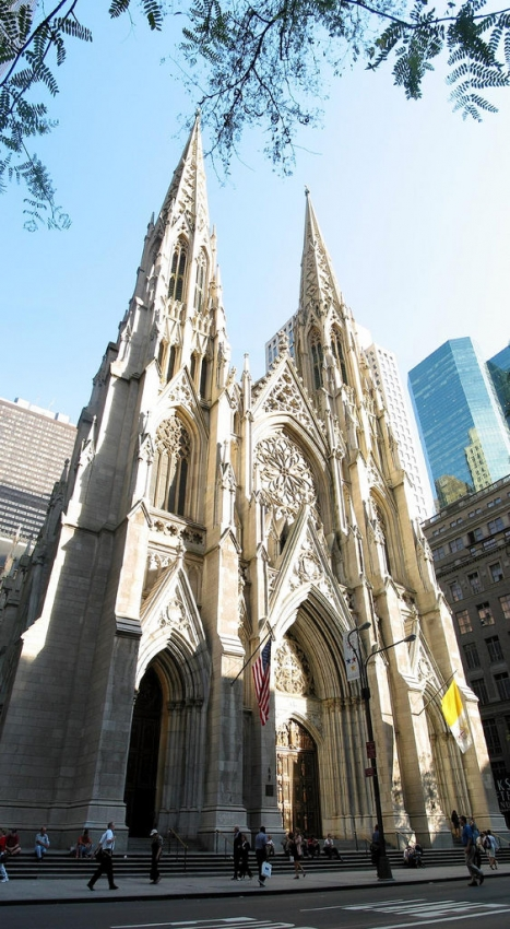 St Patrick's Cathedral Rectory - New York, NY