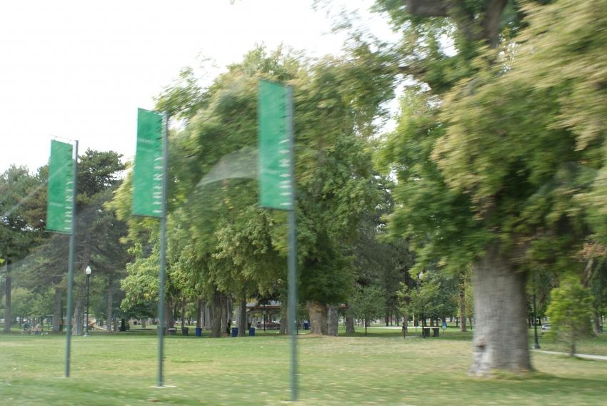 Liberty Park - Salt Lake City, UT