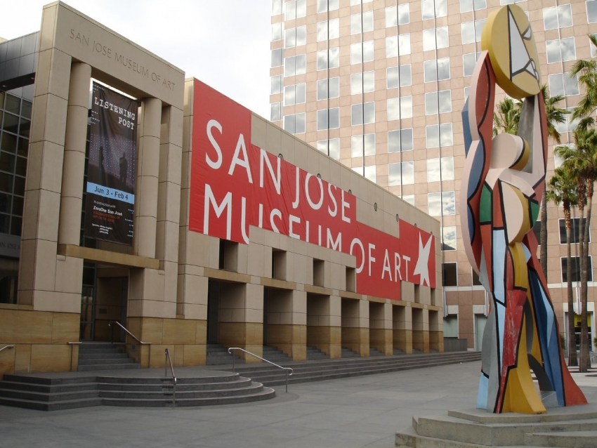 San Jose Museum Of Art - San Jose, CA