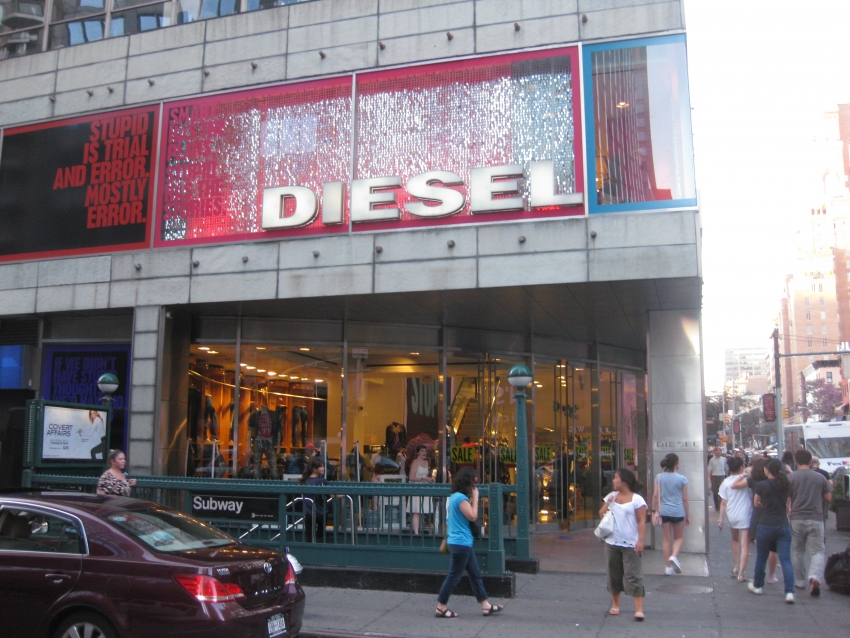 Diesel - New York, NY