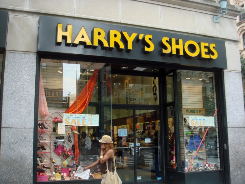 UWS Openings, Temporary Openings & Closings: Harry's Shoes, Halloween City, The Purple Fig