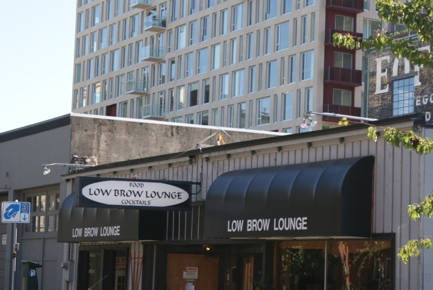 Low Brow Lounge - Portland, OR