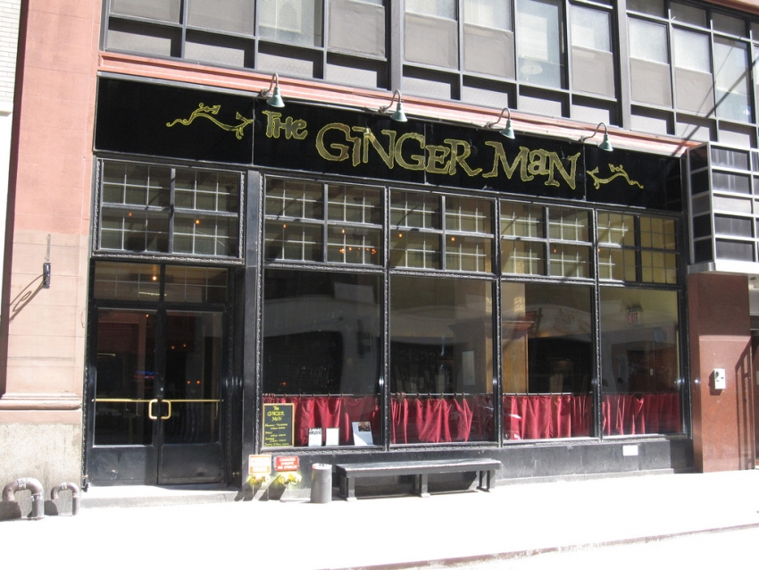 The Ginger Man - New York, NY