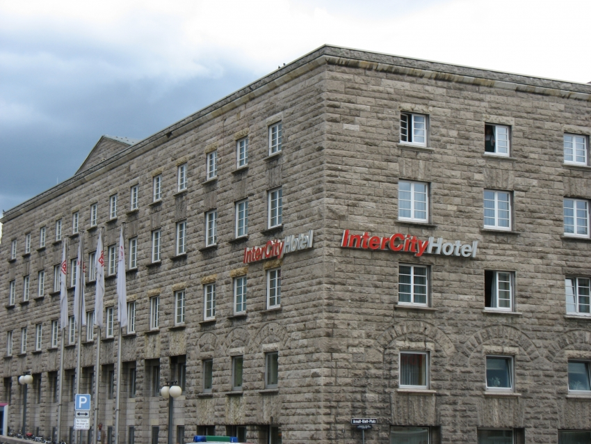 intercityhotel köln