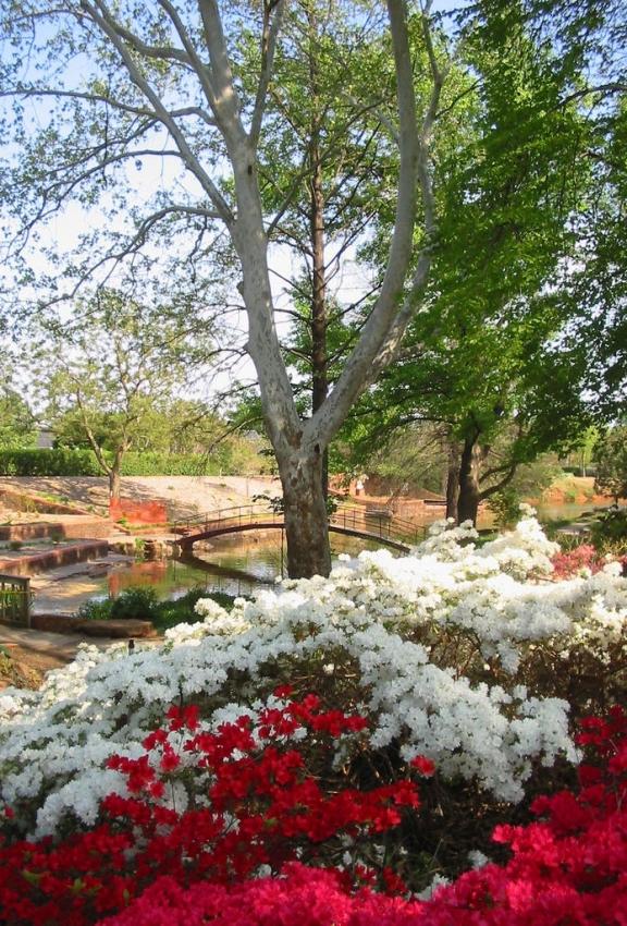 Will Rogers Park Garden Center Oklahoma City Cityseeker