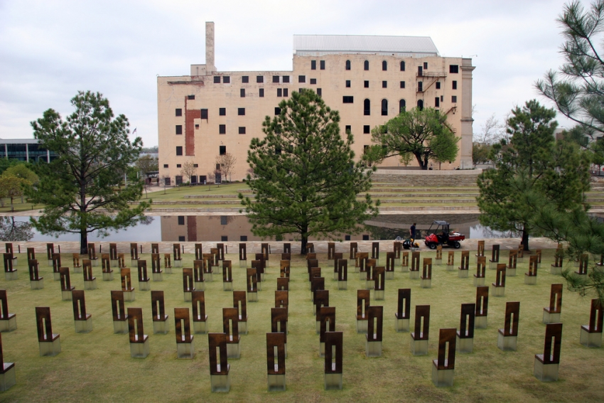 Oklahoma City Natl Meml & Msm - Oklahoma City, OK